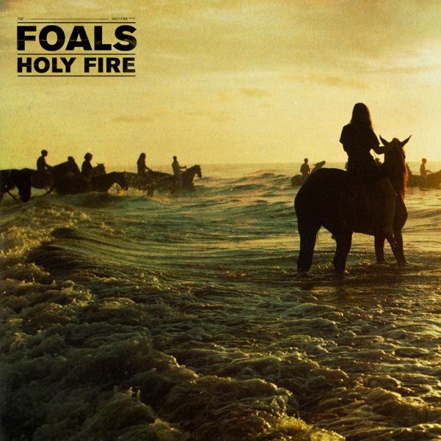 Foals Holy Fire