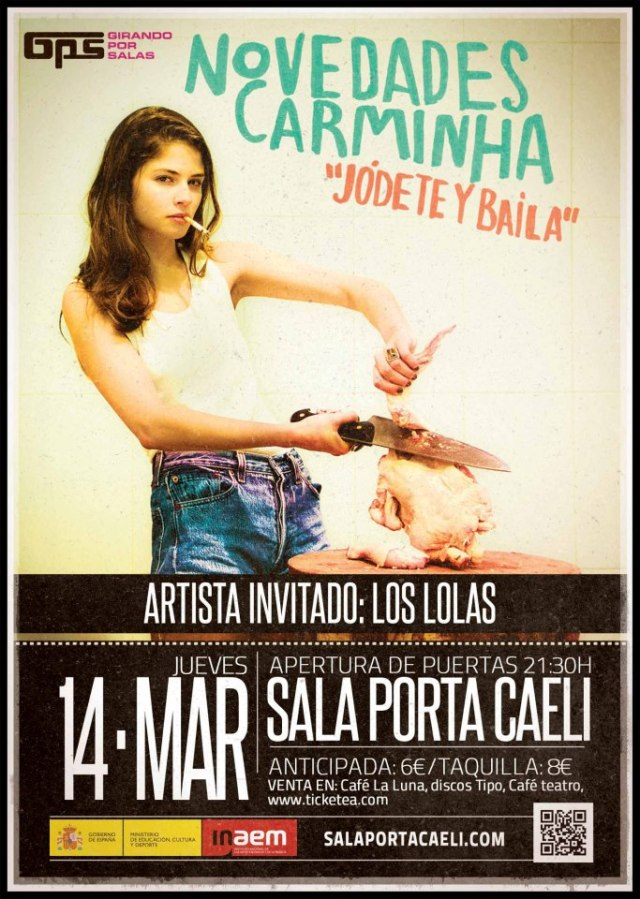 Novedades Carminha Valladolid
