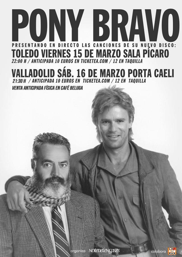 Pony Bravo Valladolid