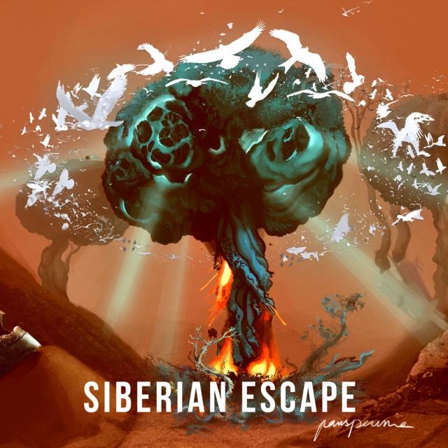 Siberian Escape Panspermia