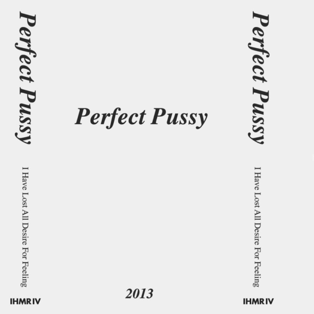 Perfect Pussy I Have Lost All Desire For Feelings
